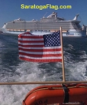 -USA FLAG for Boats
